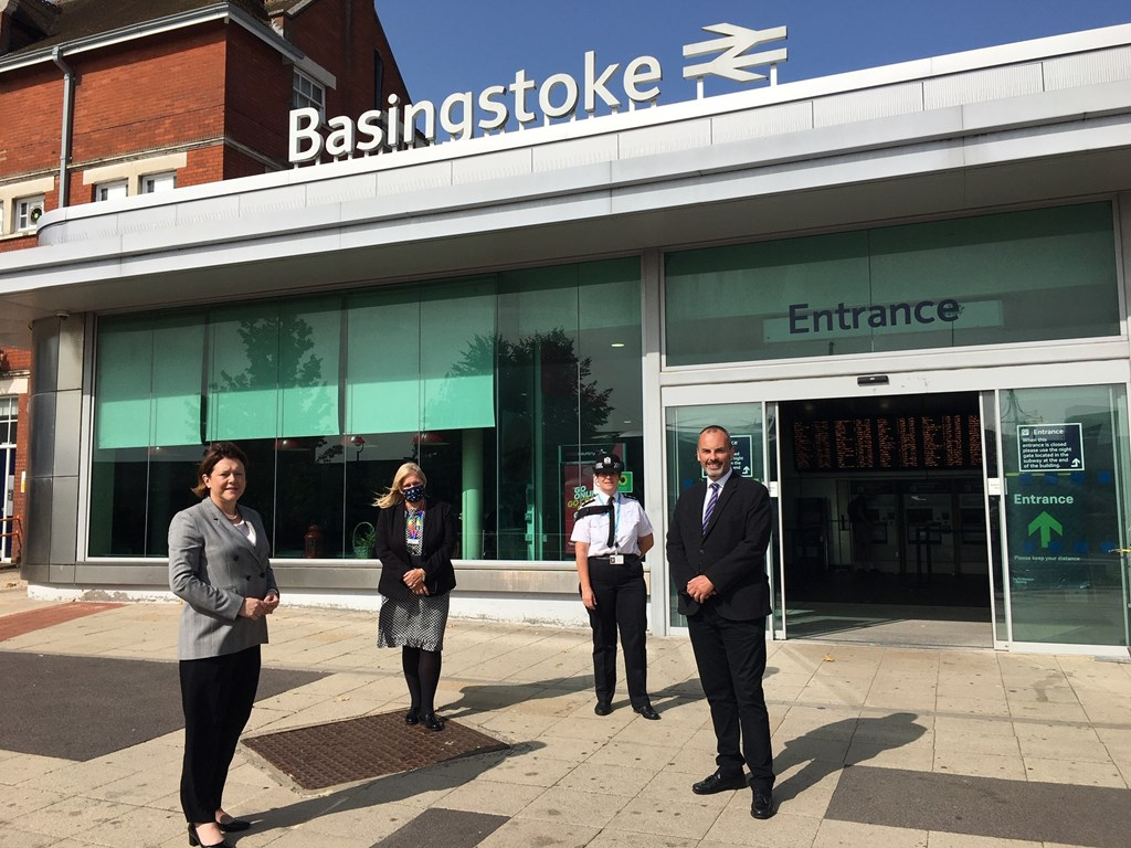 BTP at Basingstoke