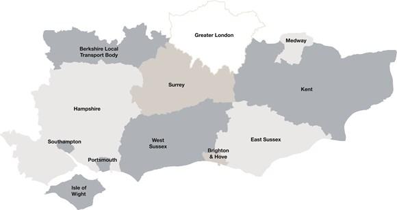 TfSE map